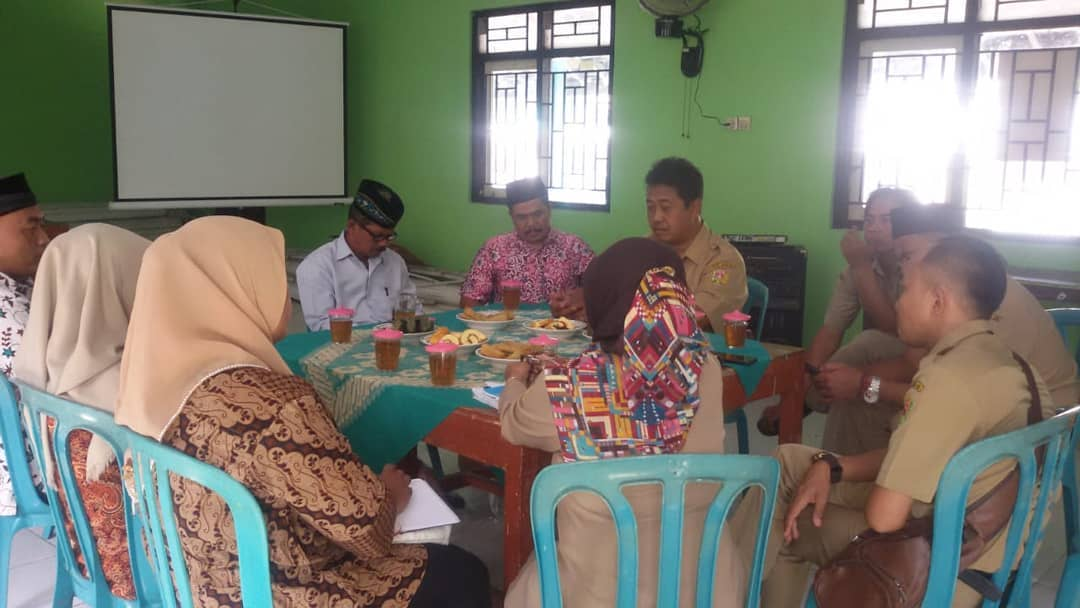 Image : Menyelenggarakan Rapat dengan BPD Desa Salamkanci