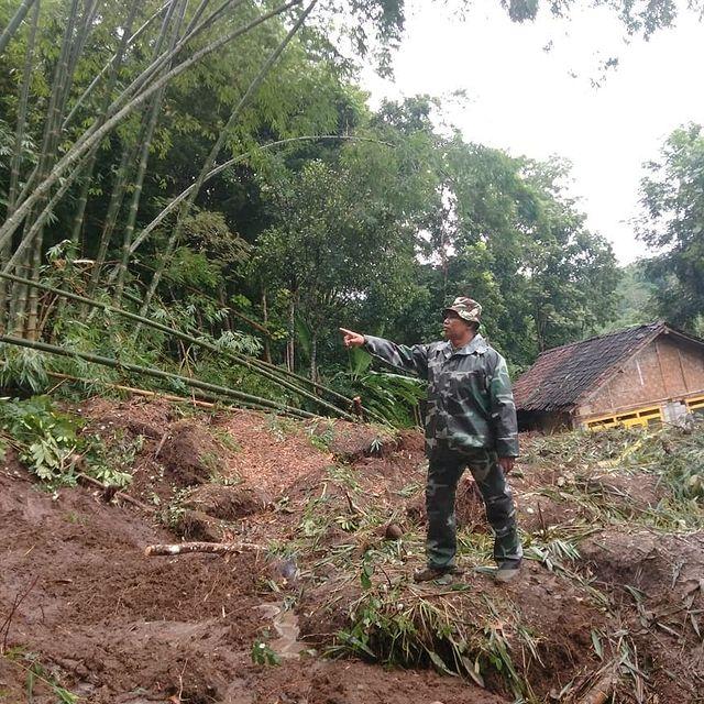 Image : Hujan Lebat Mengguyur Salamkanci, Warga Minta Dievakuasi